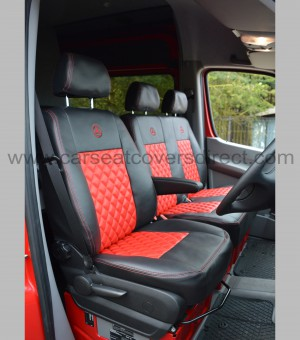 Mercedes Sprinter Seat Covers - Drivers seat