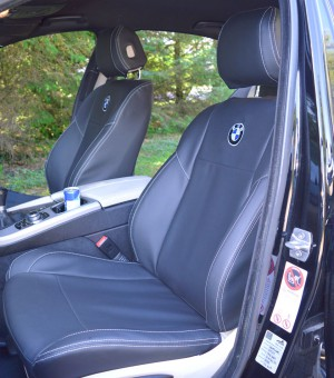 BMW 5 Series F10 M Sport Tailored Car Seat Covers