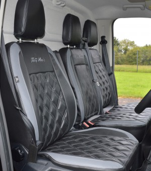 Ford Transit Custom - Grosetto & Carbon