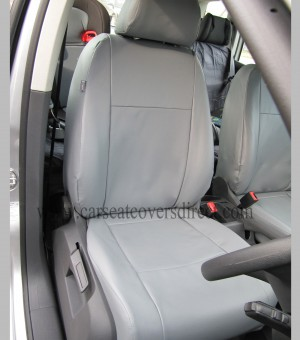 VOLKSWAGEN VW TOURAN Grey Seat Covers: Front Seats Only.