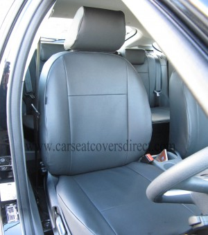 Ford Focus 2nd Gen (2005-2010) Custom Seat Covers