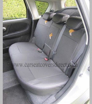 NISSAN NOTE Seat covers