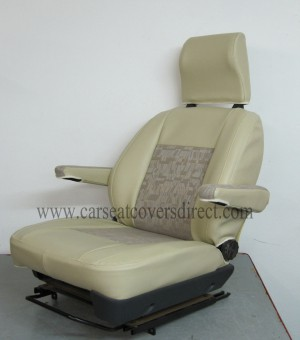Fiat Ducato Motorhome Seat Covers