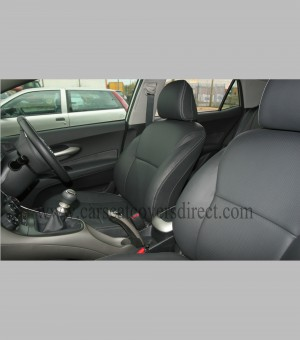 TOYOTA AURIS LEATHER RETRIM