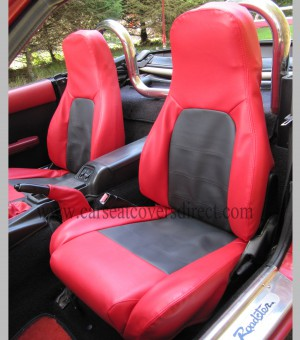 MAZDA MX5 1ST GEN seat covers