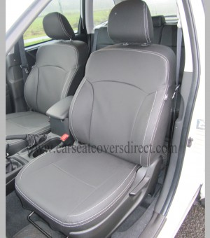 Custom SUBARU FORESTER Seat Covers Car Seat Covers Direct - Tailored ...