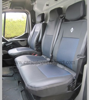 RENAULT MASTER 3RD GEN Seat Covers