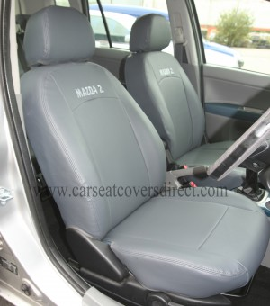 Mazda 2 2nd Gen (2002-2007) Custom Made Seat Covers