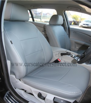 BMW 5 SERIES E60 Grey Seat Covers