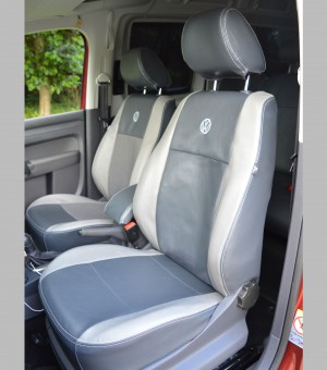 VW Caddy Maxi life 7 seater Tailored Van Seat Covers