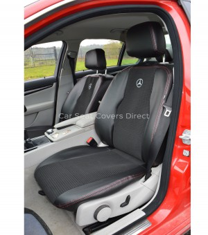 Mercedes W204 C-Class (2008-2015) Custom Made Seat Covers