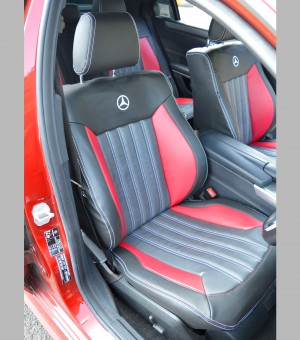 Mercedes Benz E Class Seat Covers