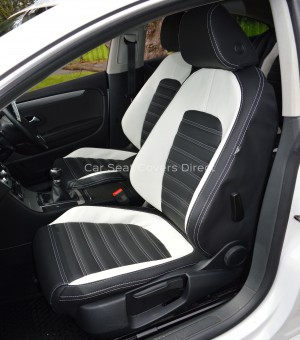 VW Passat CC tailored seat covers