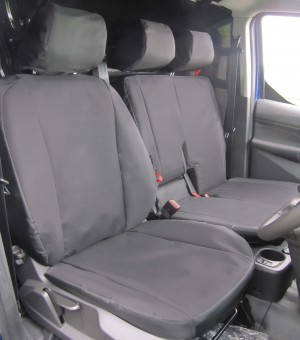 Ford Transit Connect (2013-Present) Heavy Duty Seat Covers