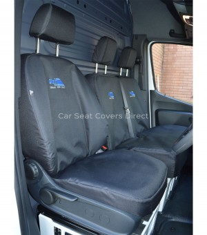 Mercedes Sprinter (2017-Present) Heavy Duty Seat Covers