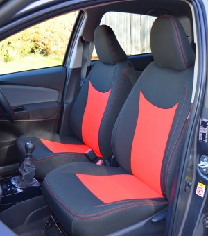 Toyota Yaris 3rd Gen Tailored Seat Covers