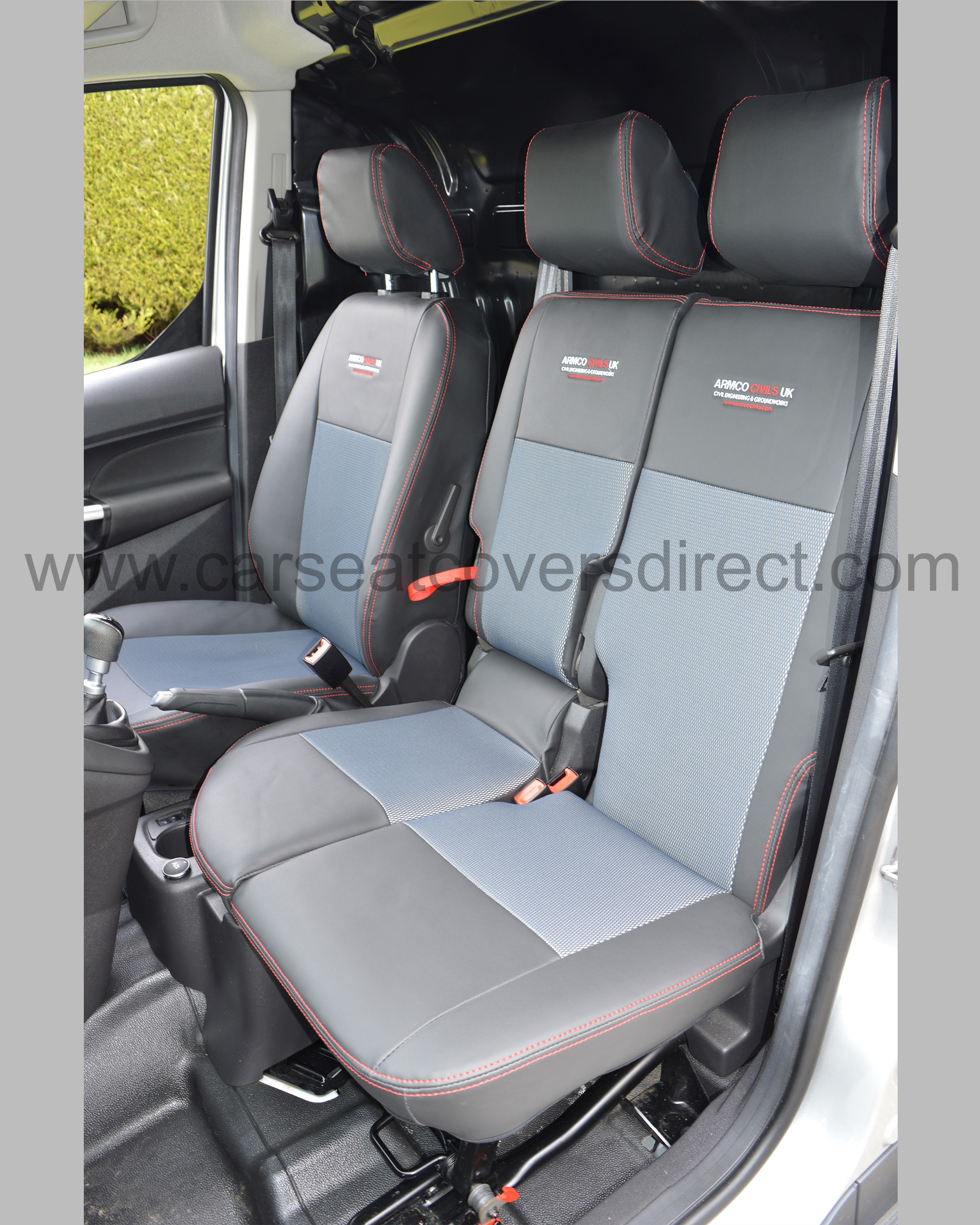 Transit Connect Seat Covers 2017 Velcromag