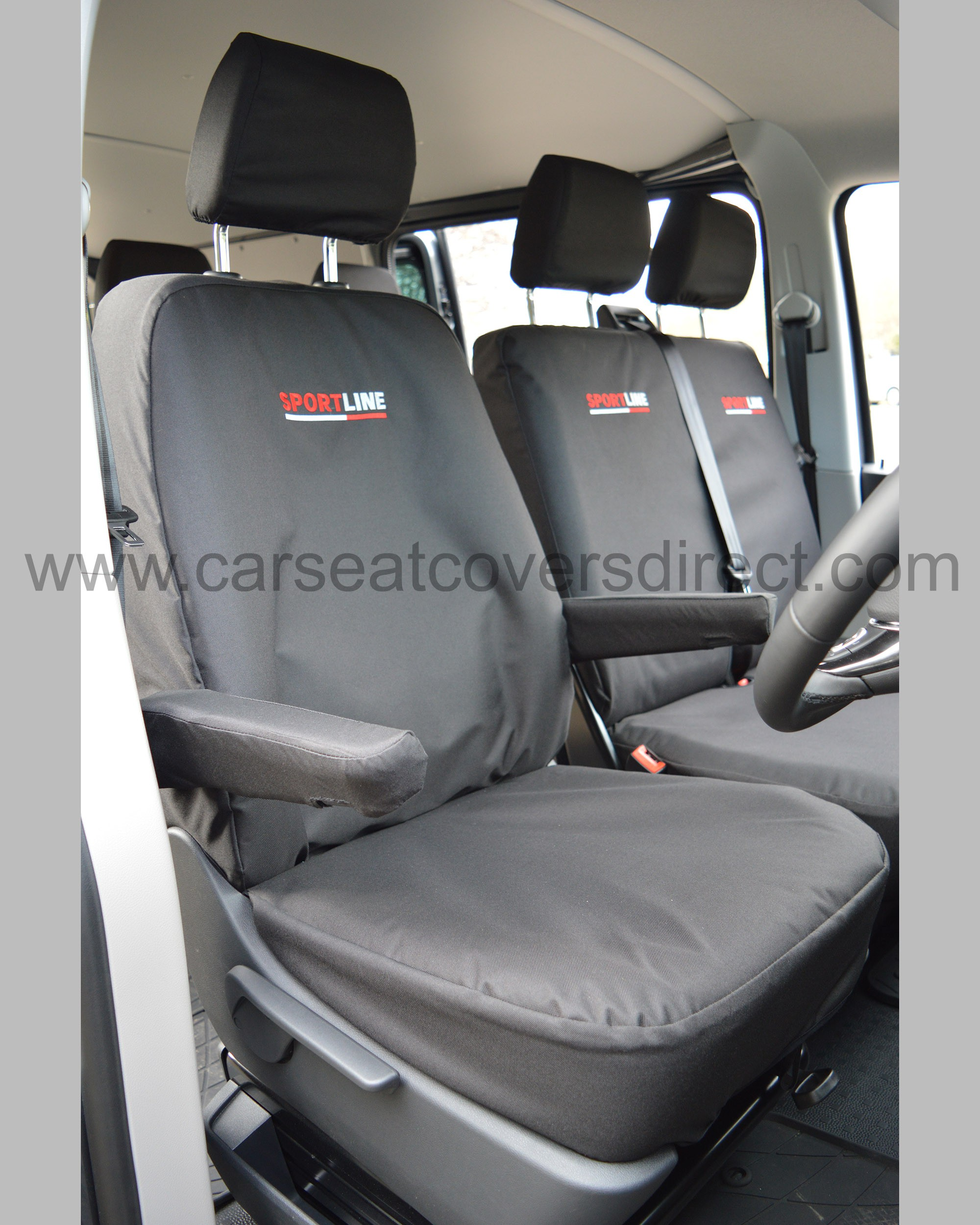 Heavy Duty Seat Cover Velcromag