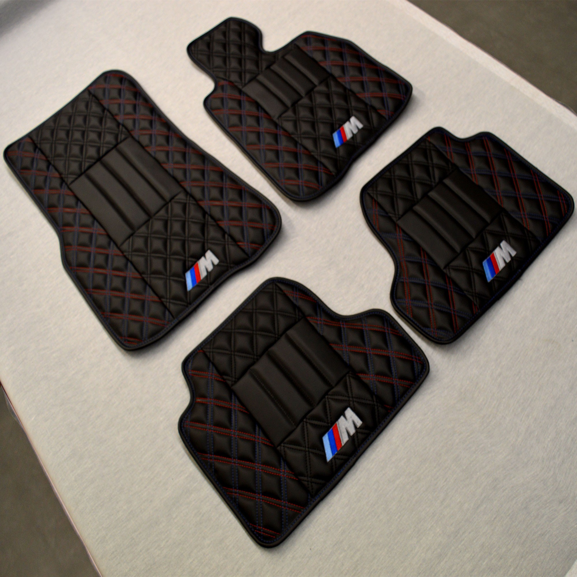 Bmw 4 Series F32 F33 F36 M4 Tailored Luxury Car Floor Mats Car Seat Covers Direct