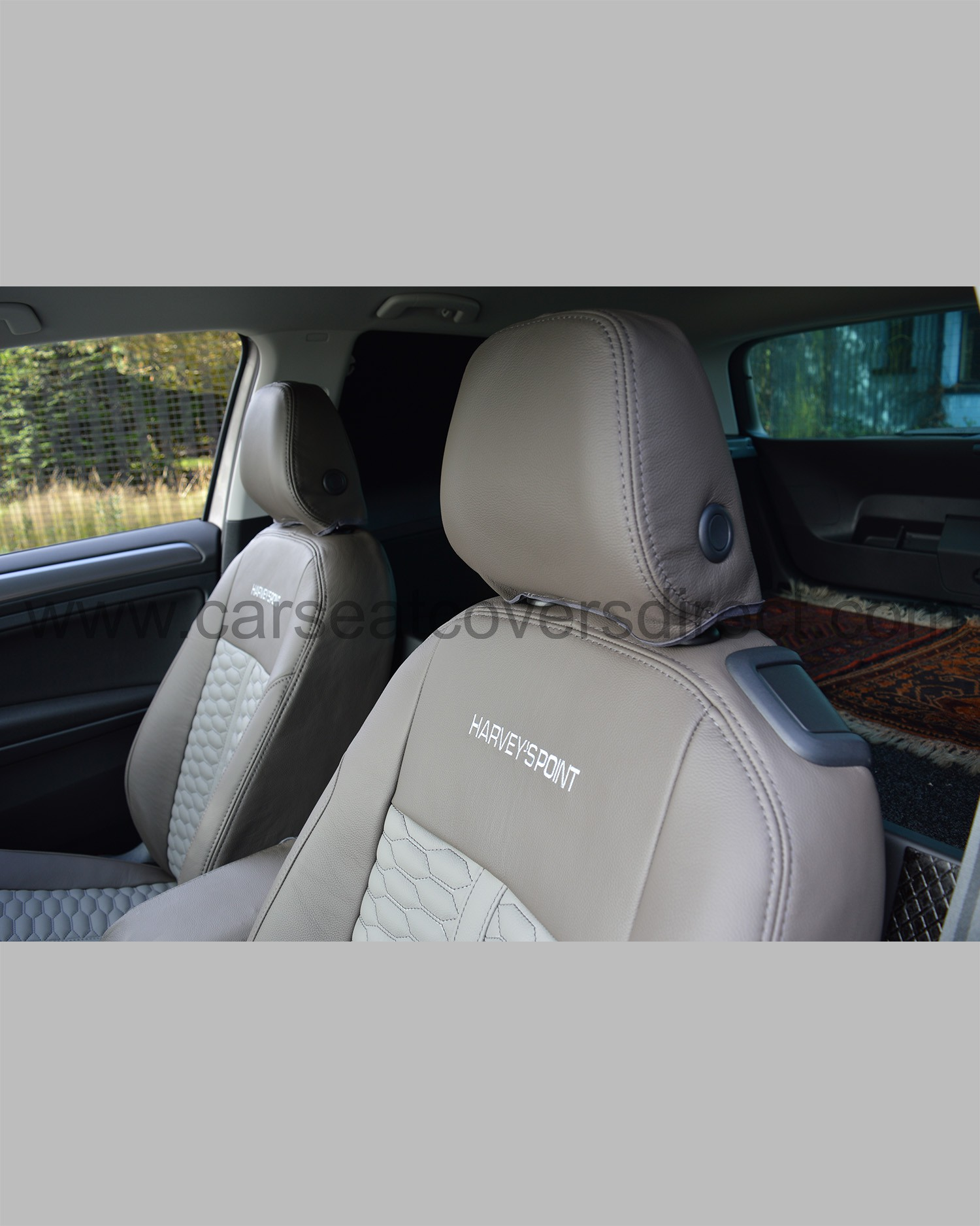 Mk7 Golf Leather Seat Covers