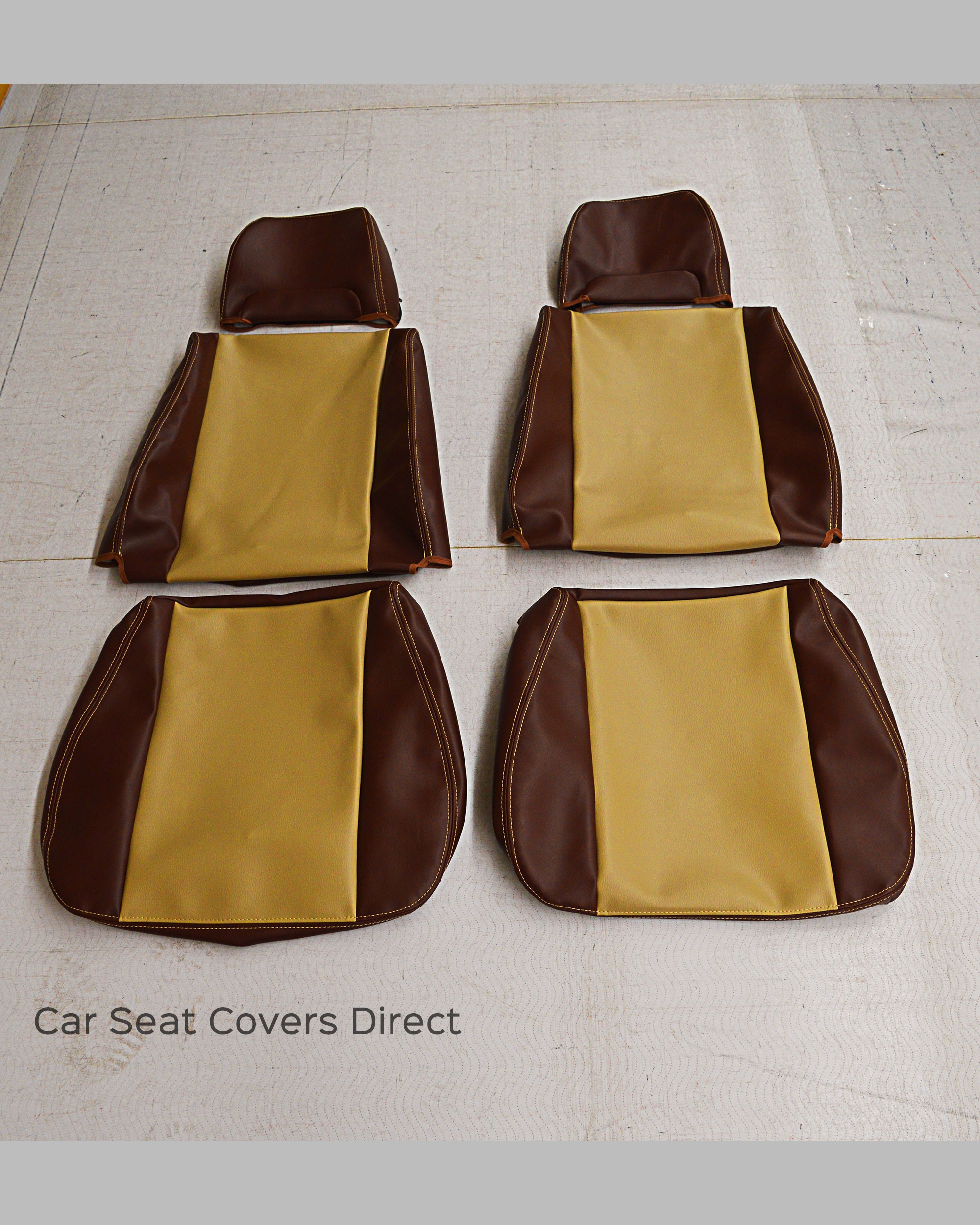 Vw T25 T3 Tailored Seat Covers