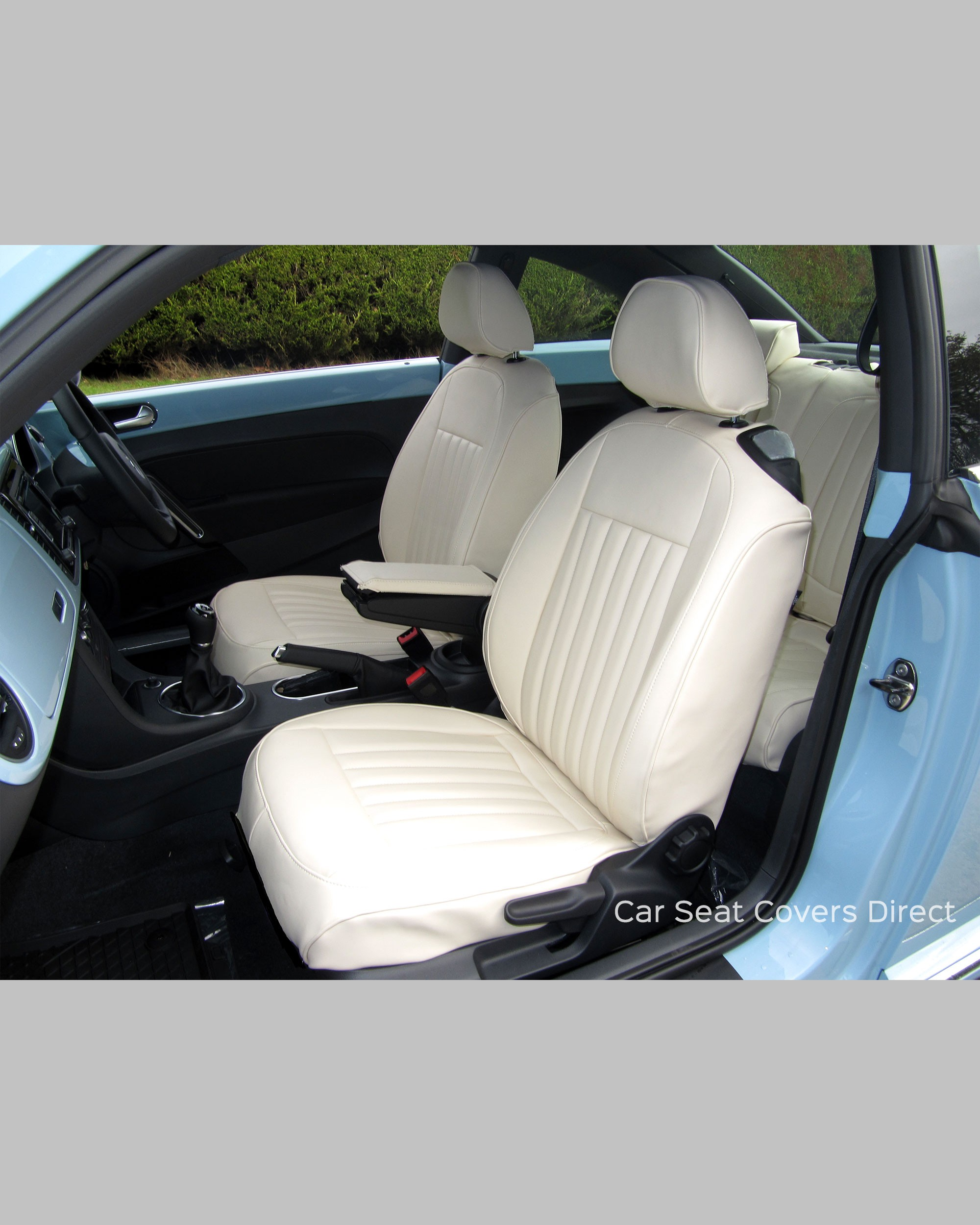 VW NEW BEETLE Custom Tailored Genuine Fitting Seat Covers
