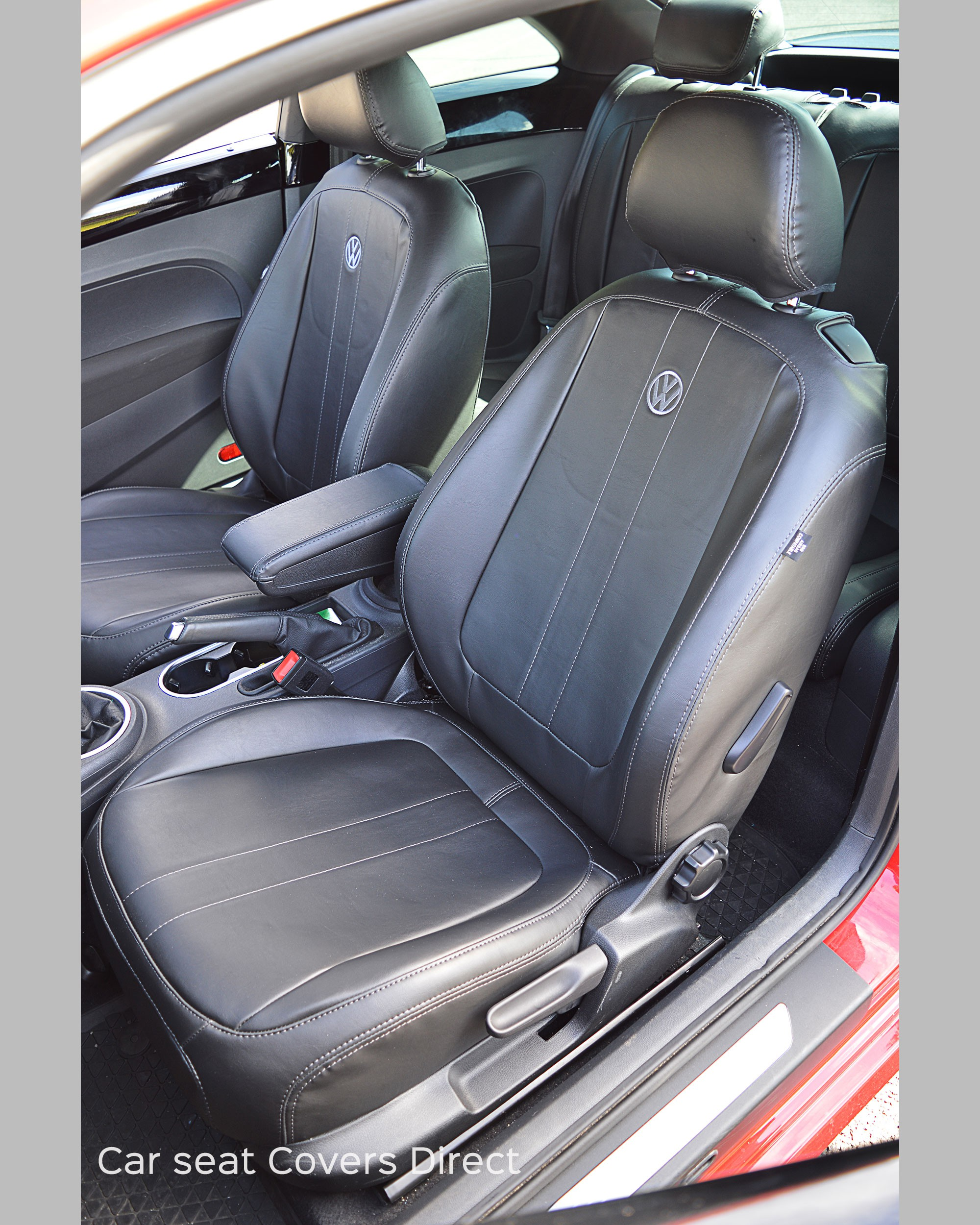 vw beetle tailored seat covers car seat covers direct tailored to your choice. Black Bedroom Furniture Sets. Home Design Ideas