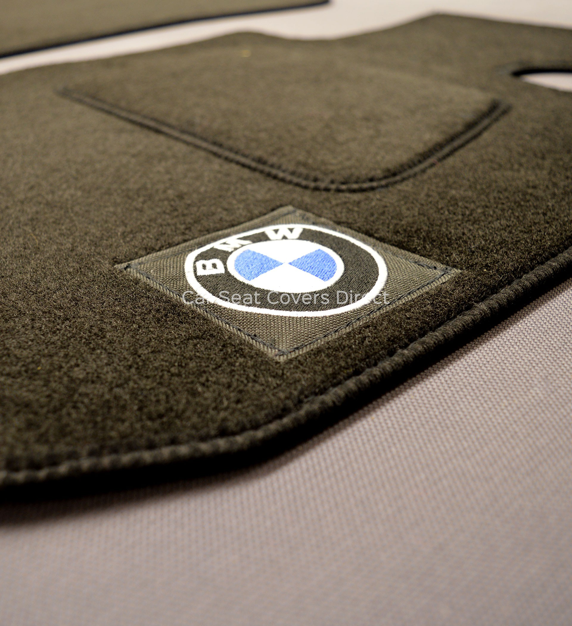 Heavy Duty Floor Mats >> BMW 3 series F30 Luxury Car Mats with Logo