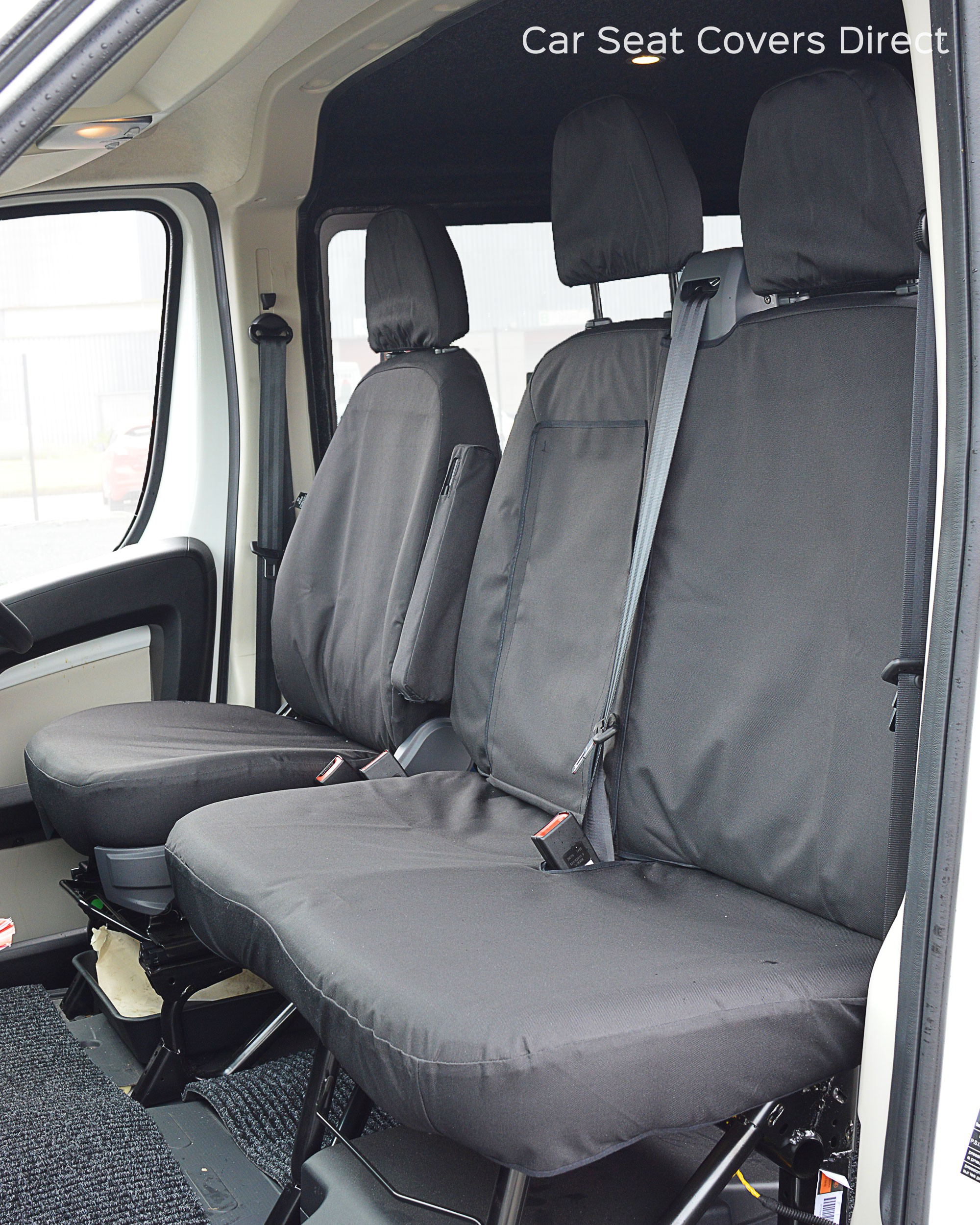 Peugeot Boxer Heavy Duty Seat Covers