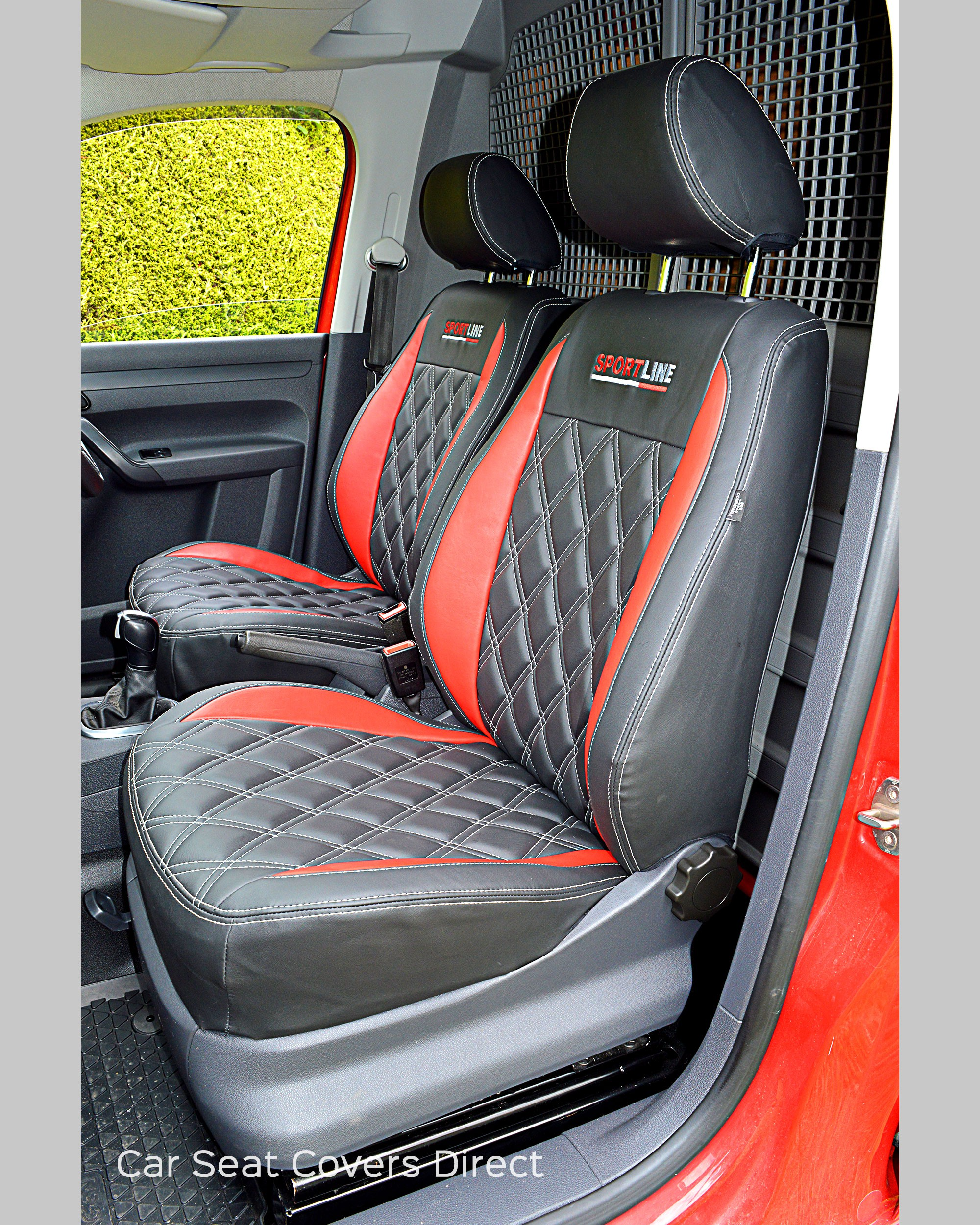 Volkswagen Vw Caddy Tailored Seat Covers Car Seat Covers
