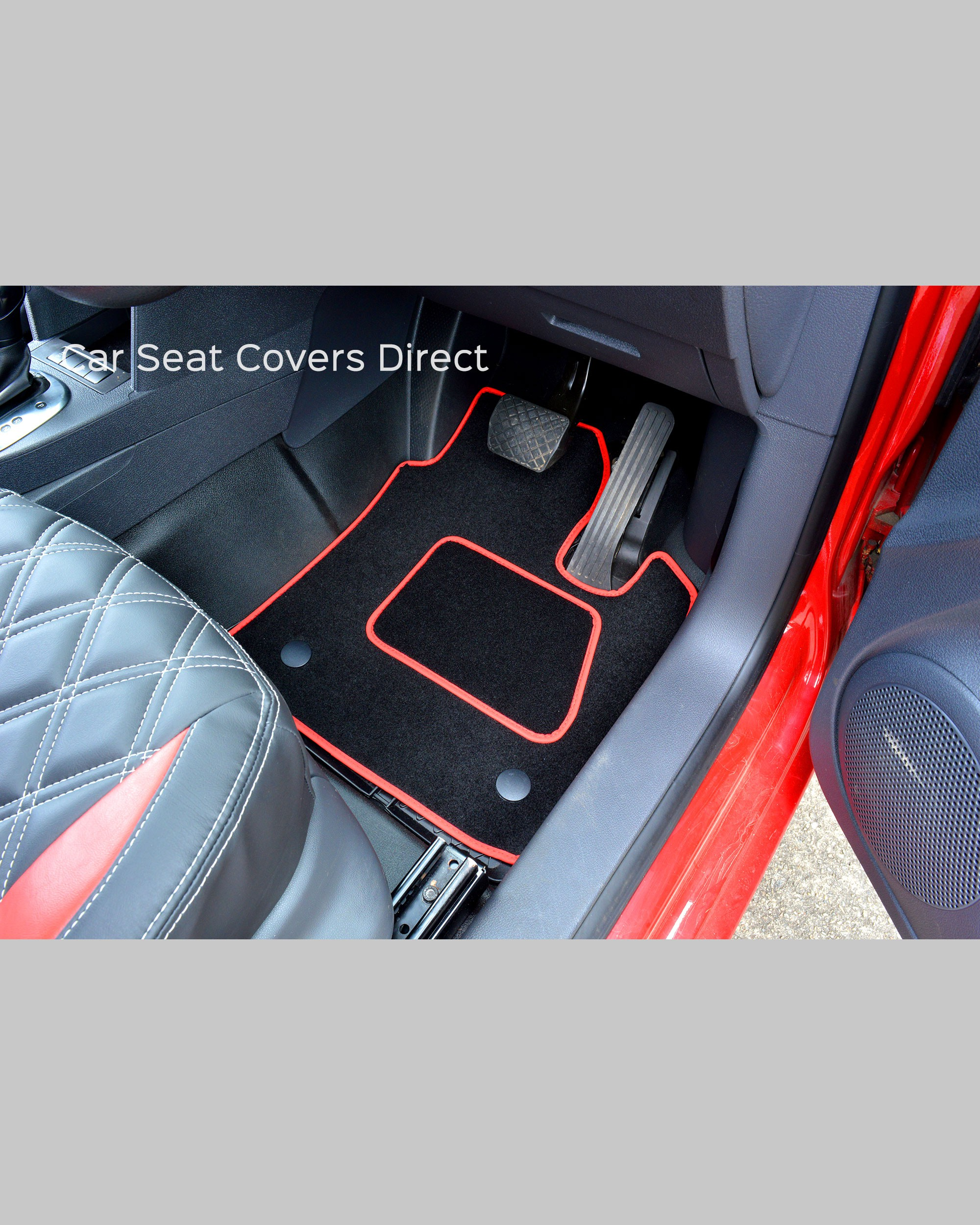 mat fit piece durable itm floors rubber van for floor sentinel tailored mats black ford transit