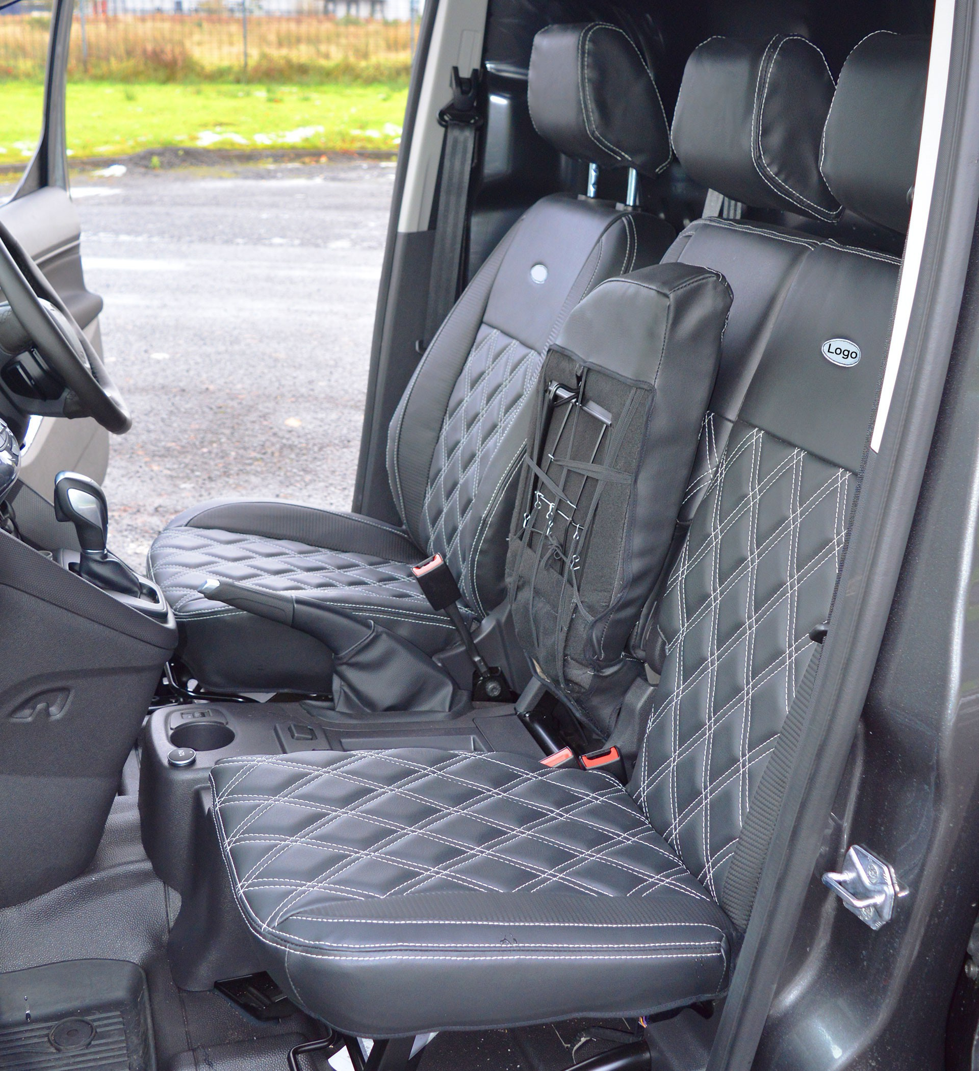Ford Transit Connect Waterproof Tailored Diamond Quilted