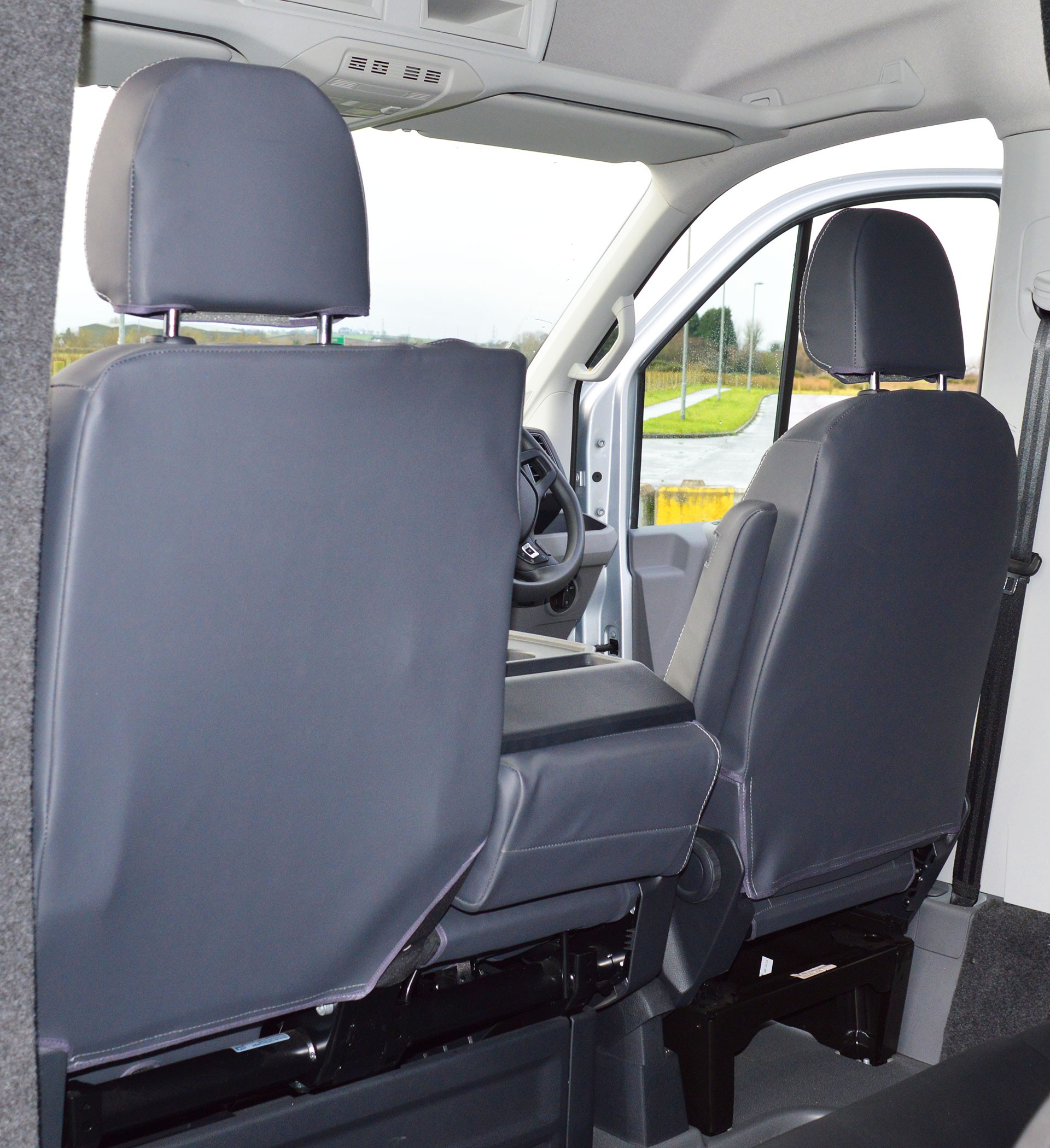 Volkswagen Crafter 2017 Waterproof Tailored Seat Covers