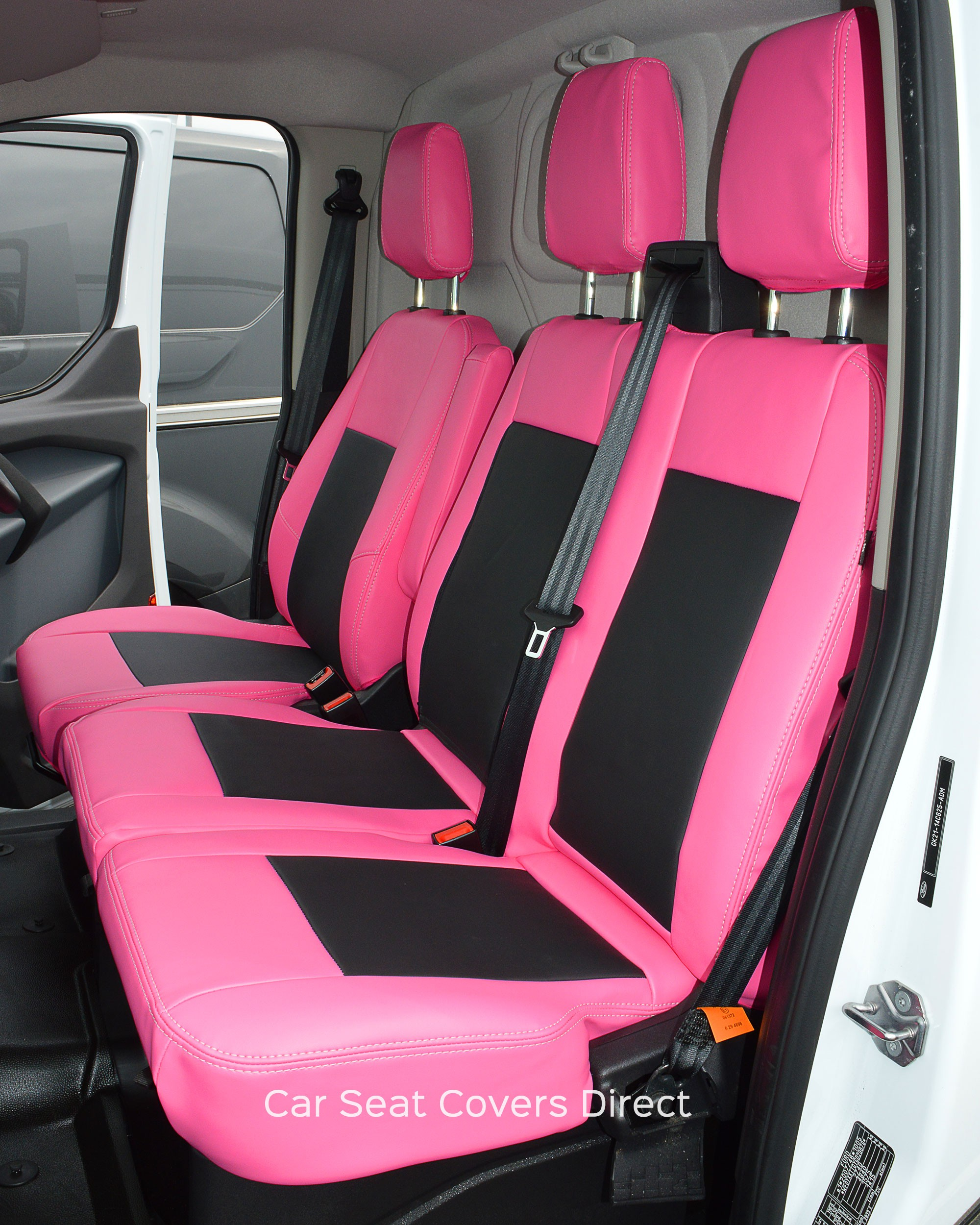 Ford Transit Custom Tailored Seat Covers Car Seat Covers