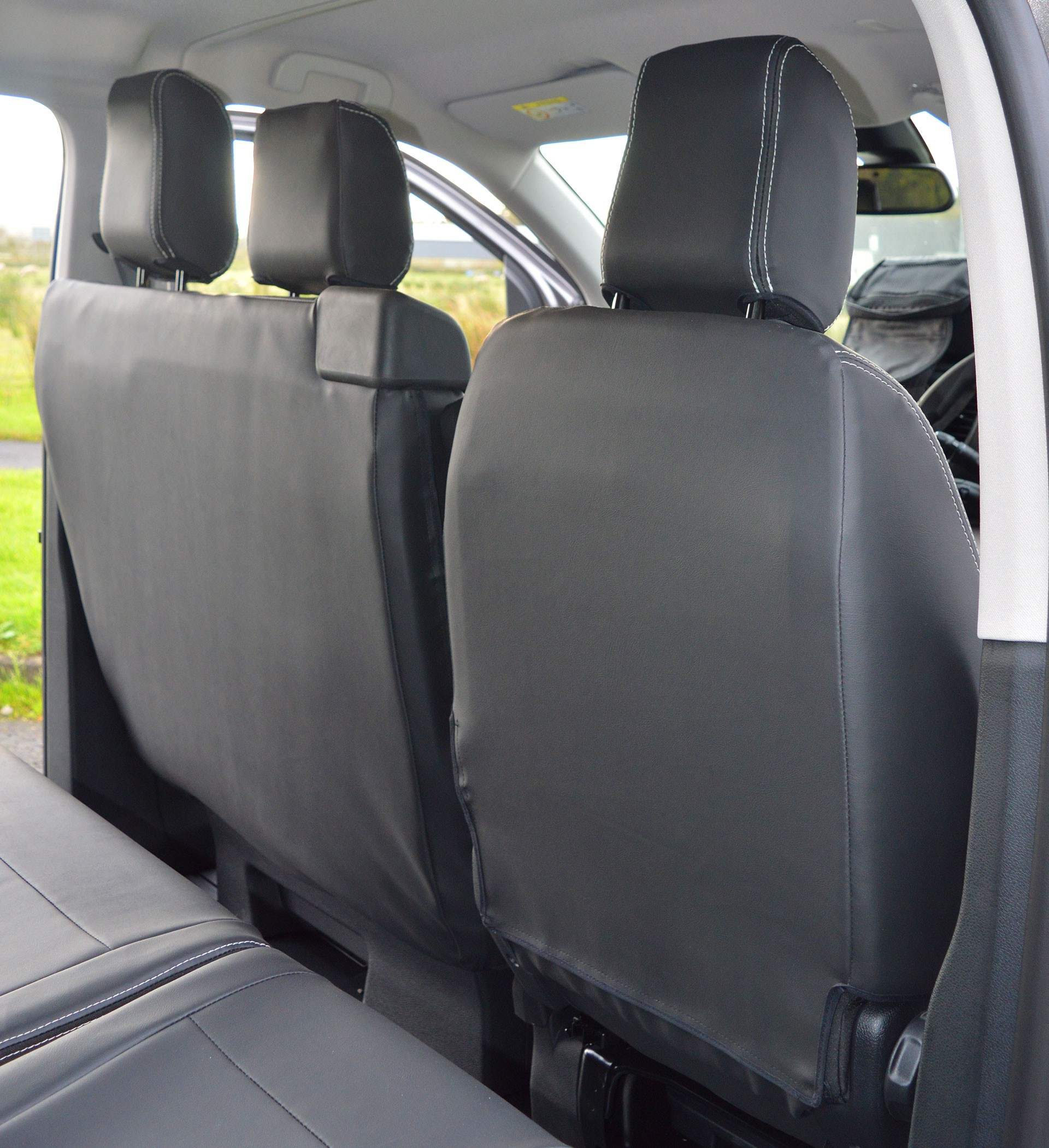 Citroen Spacetourer Tailored Leatherette Seat Covers For 9