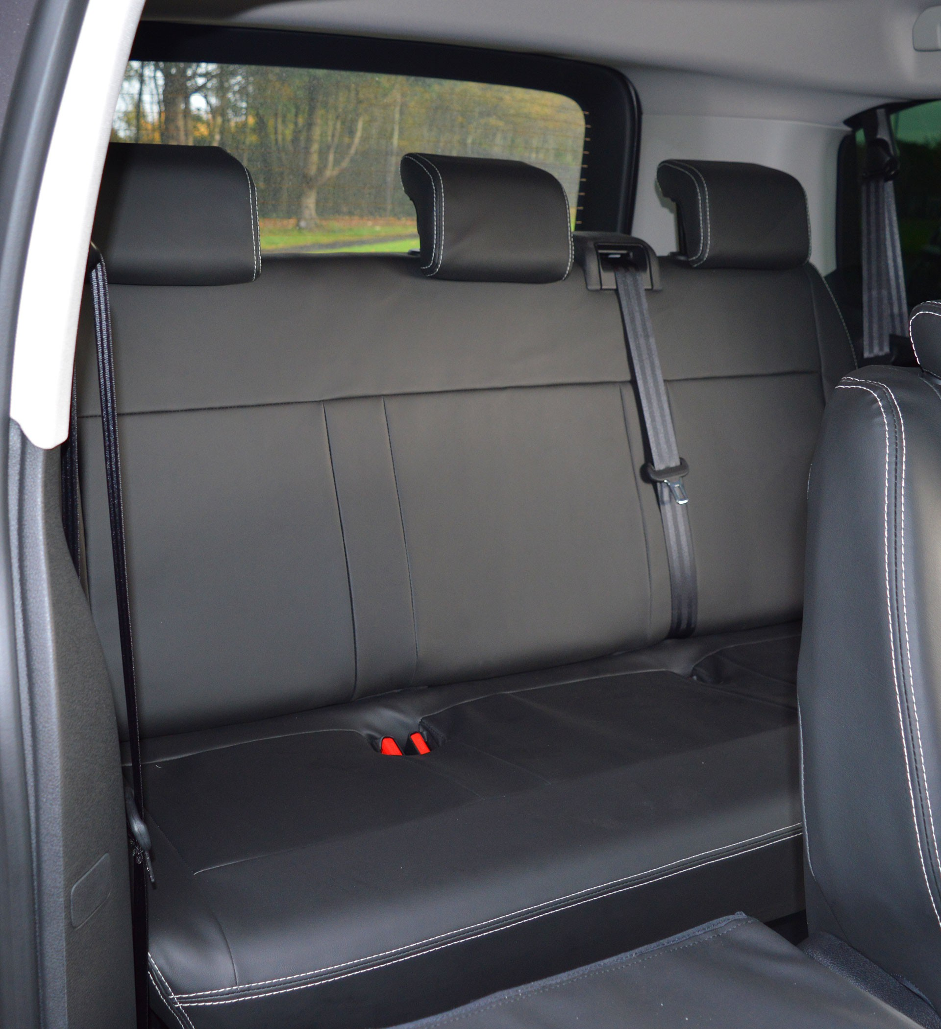 Citroen SpaceTourer Tailored Leatherette Seat Covers for 9 ...