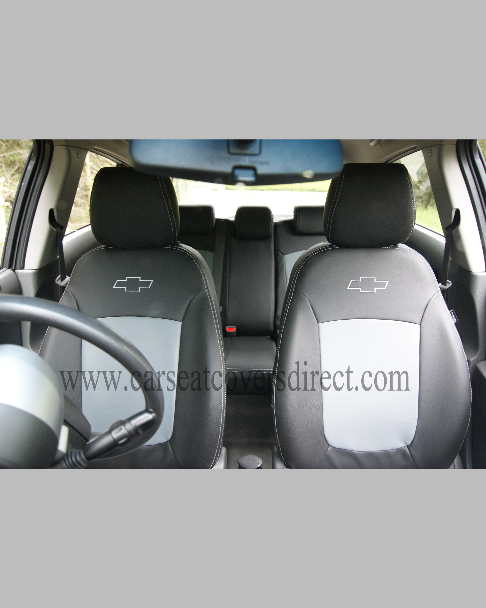 Custom CHEVROLET SPARK Seat Covers Car Seat Covers Direct