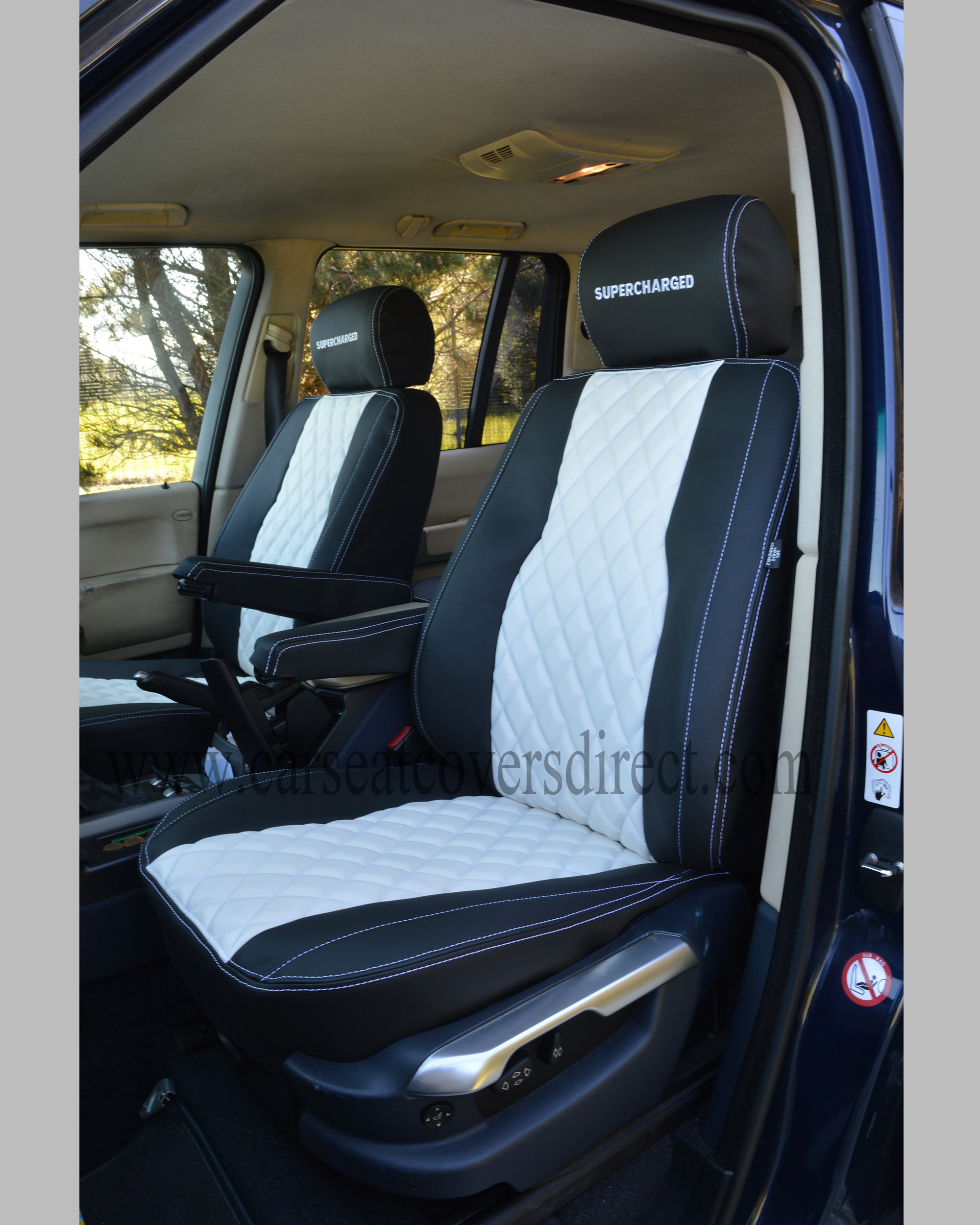Range Rover Seat Covers