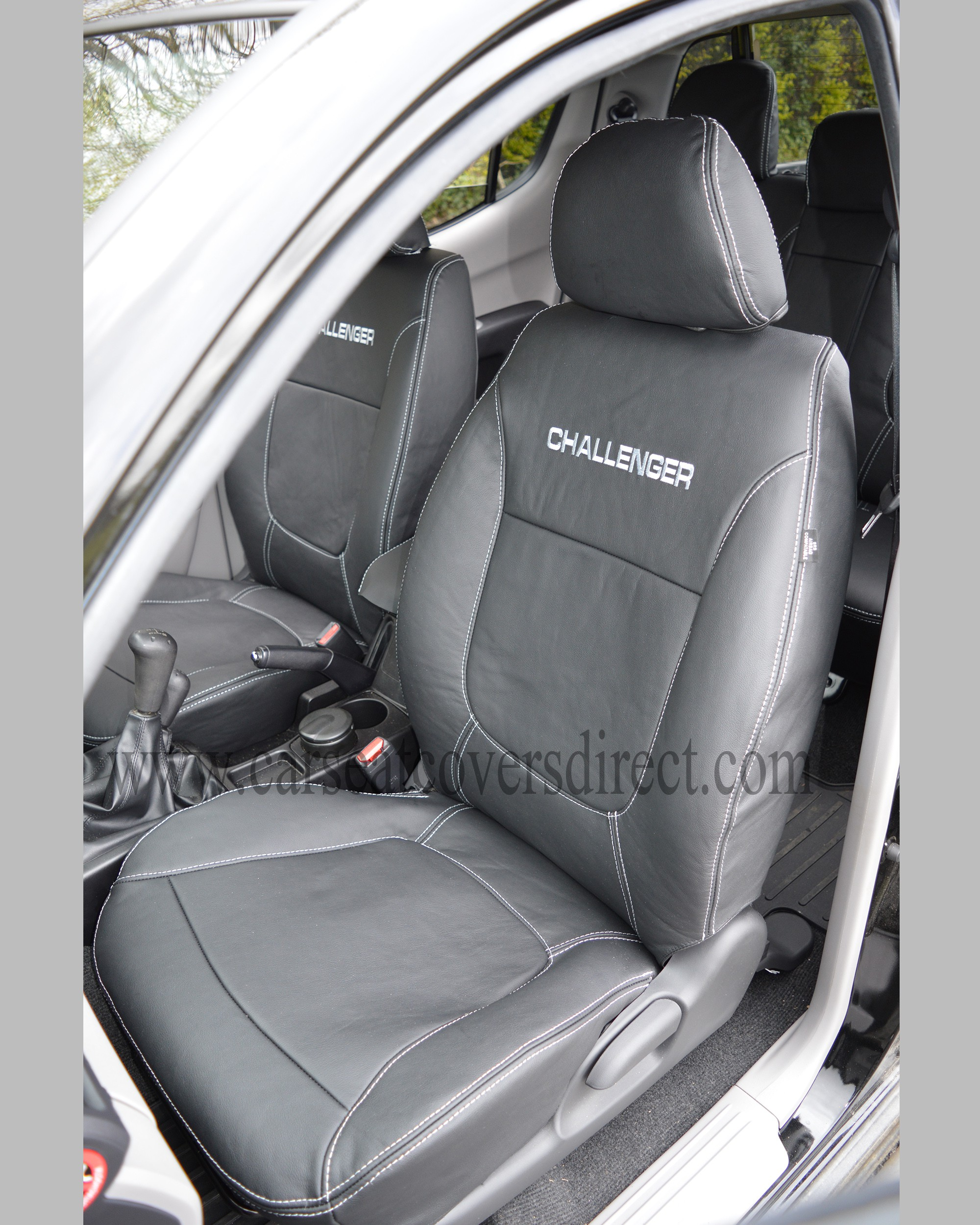Mitsubishi L200 Leather Seat Covers Car Seat Covers Direct