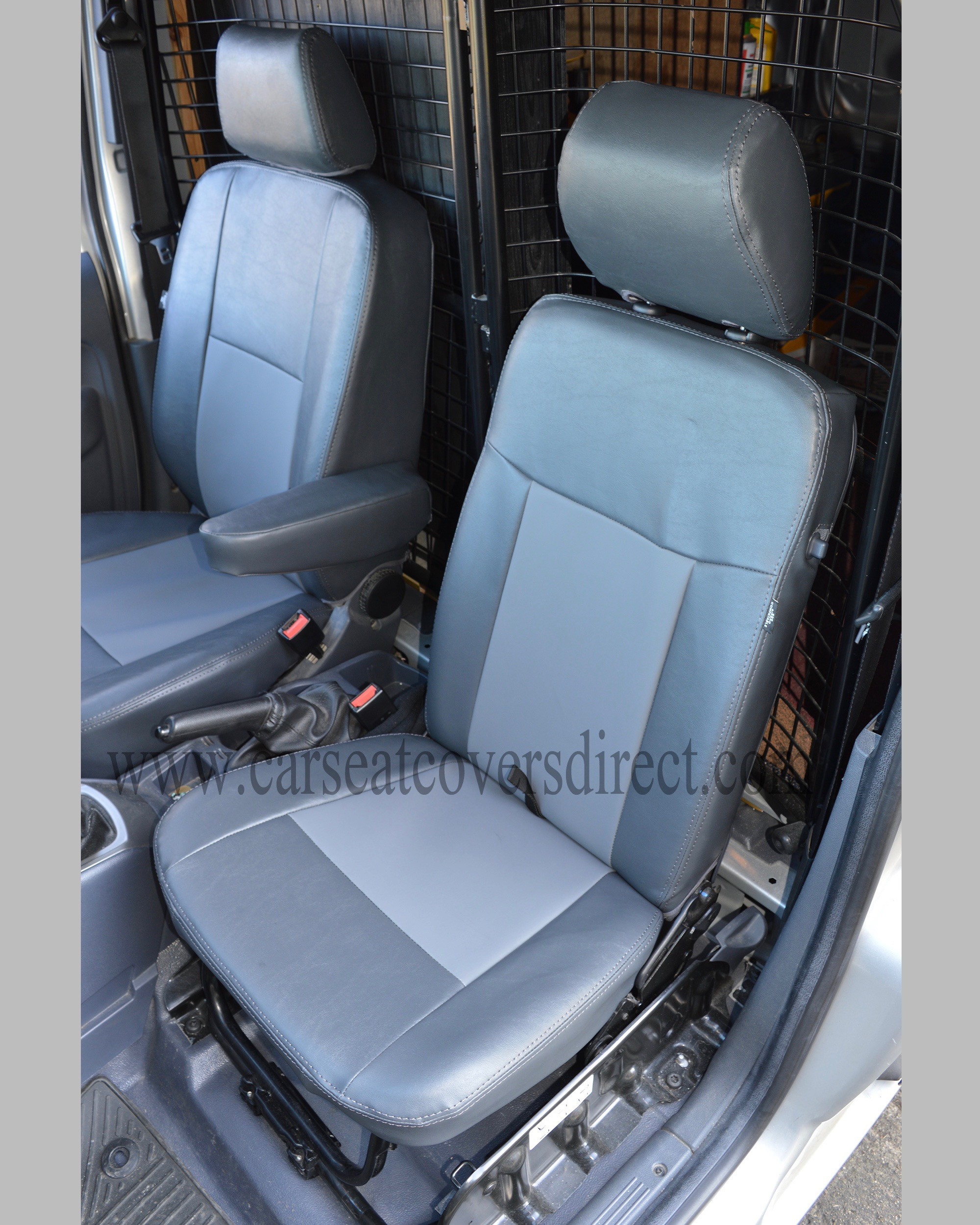 Ford Transit Connect 1st Gen Seat Covers