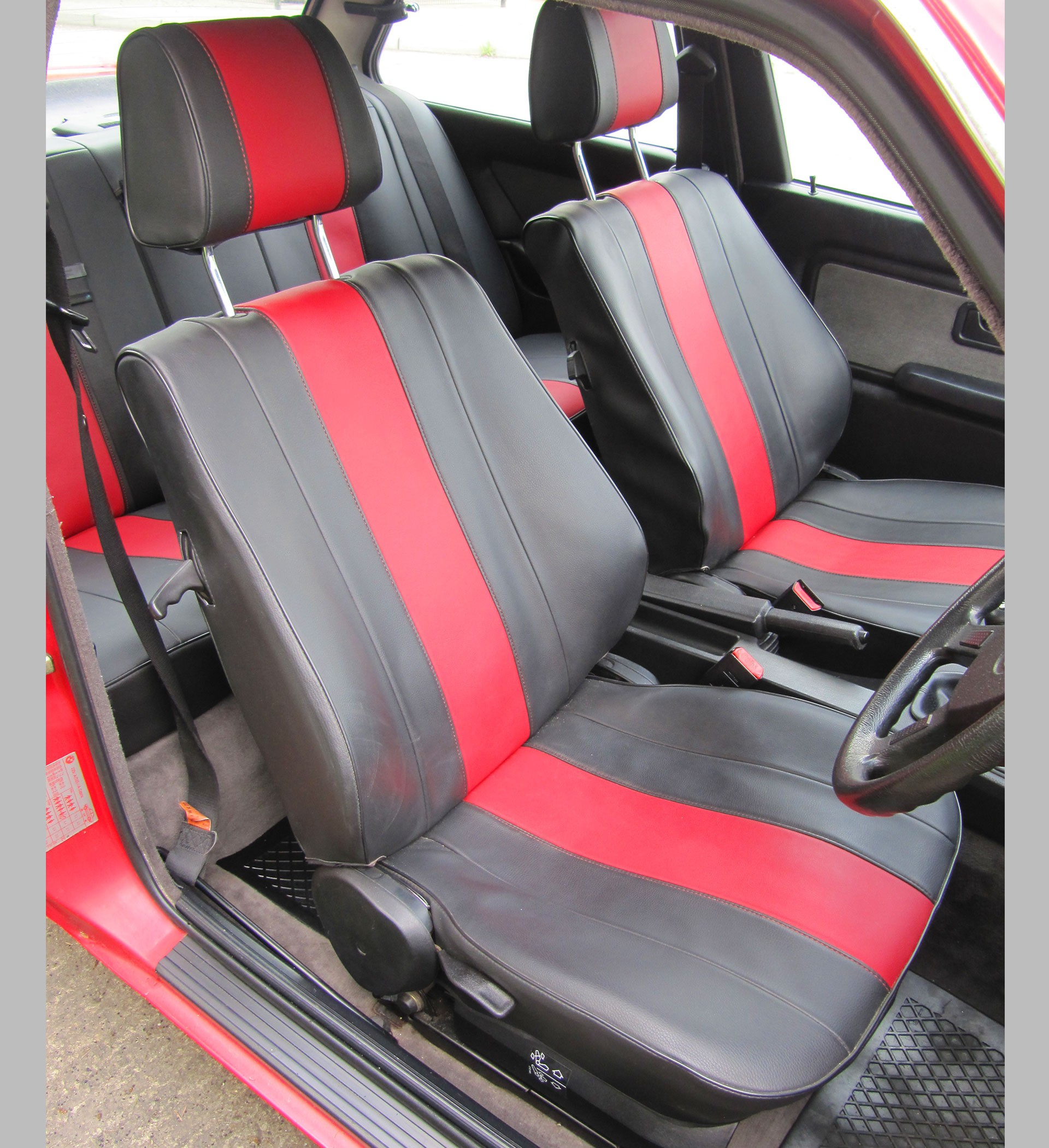 Bmw 3 Series E30 Tailored Car Seat Covers