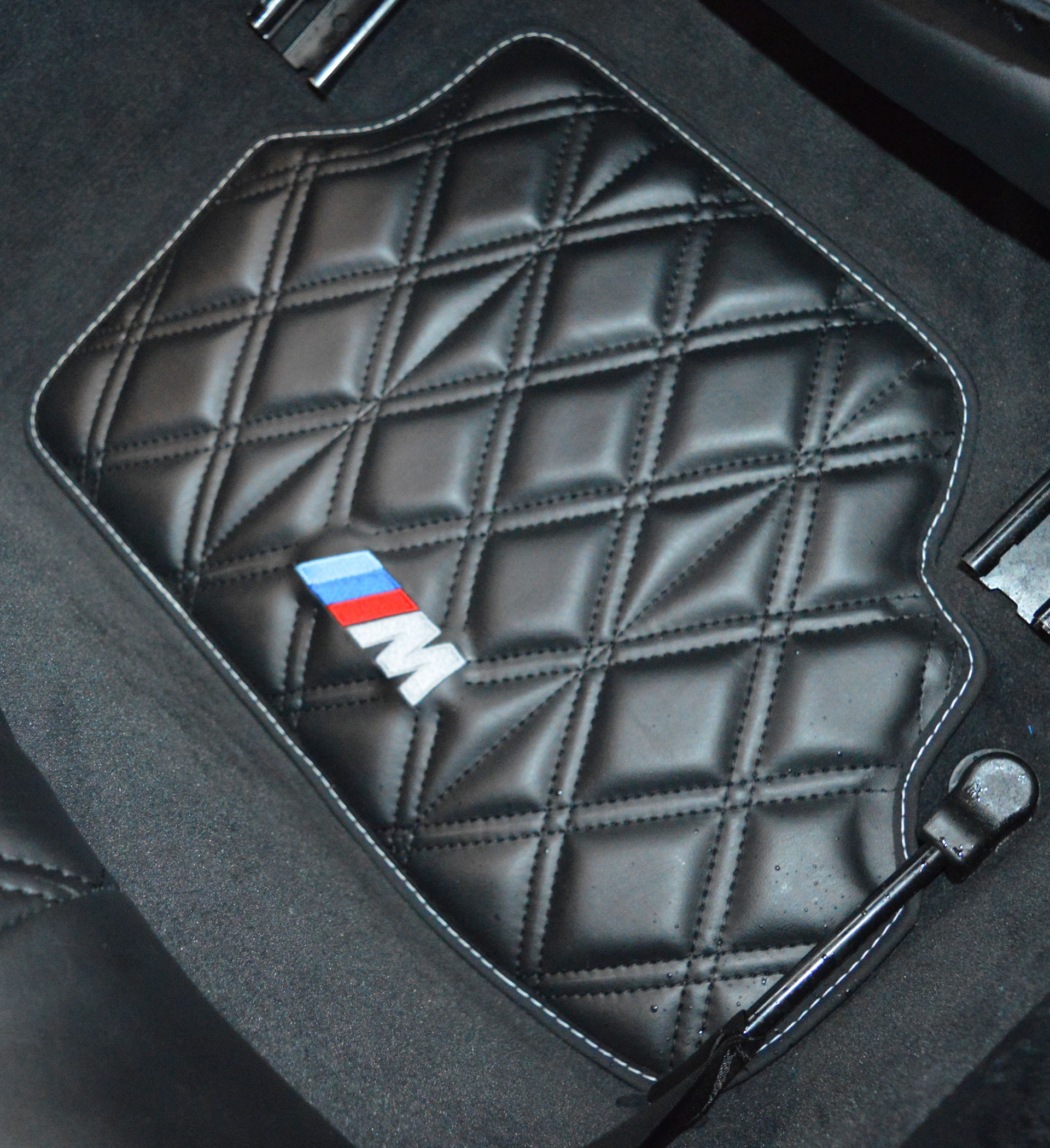 Bmw 1 Series Coupe E82 Diamond Quilted Tailored Seat Covers