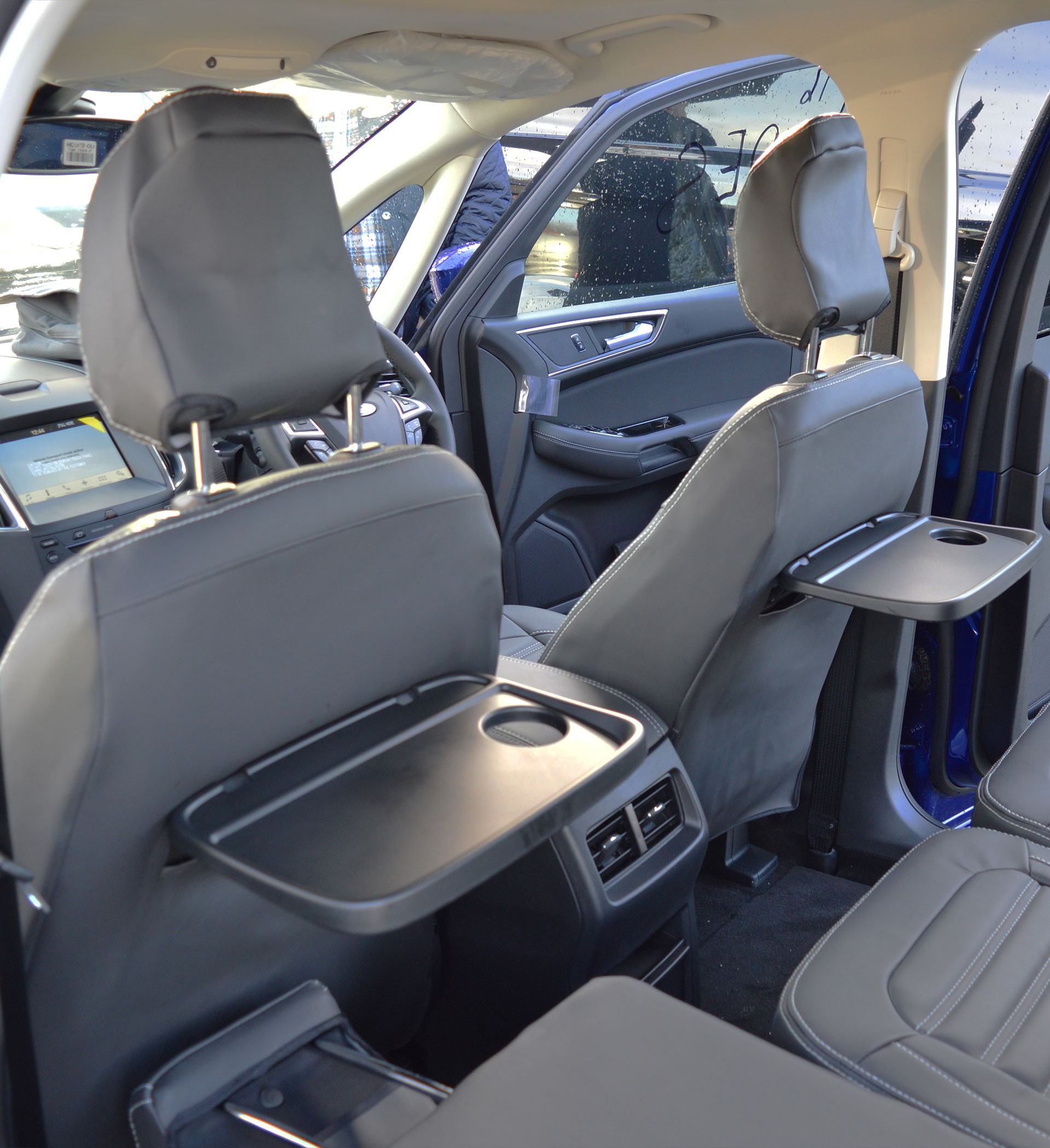 Ford Galaxy 7 Seater Mk3 3rd Gen Tailor Quilted Seat