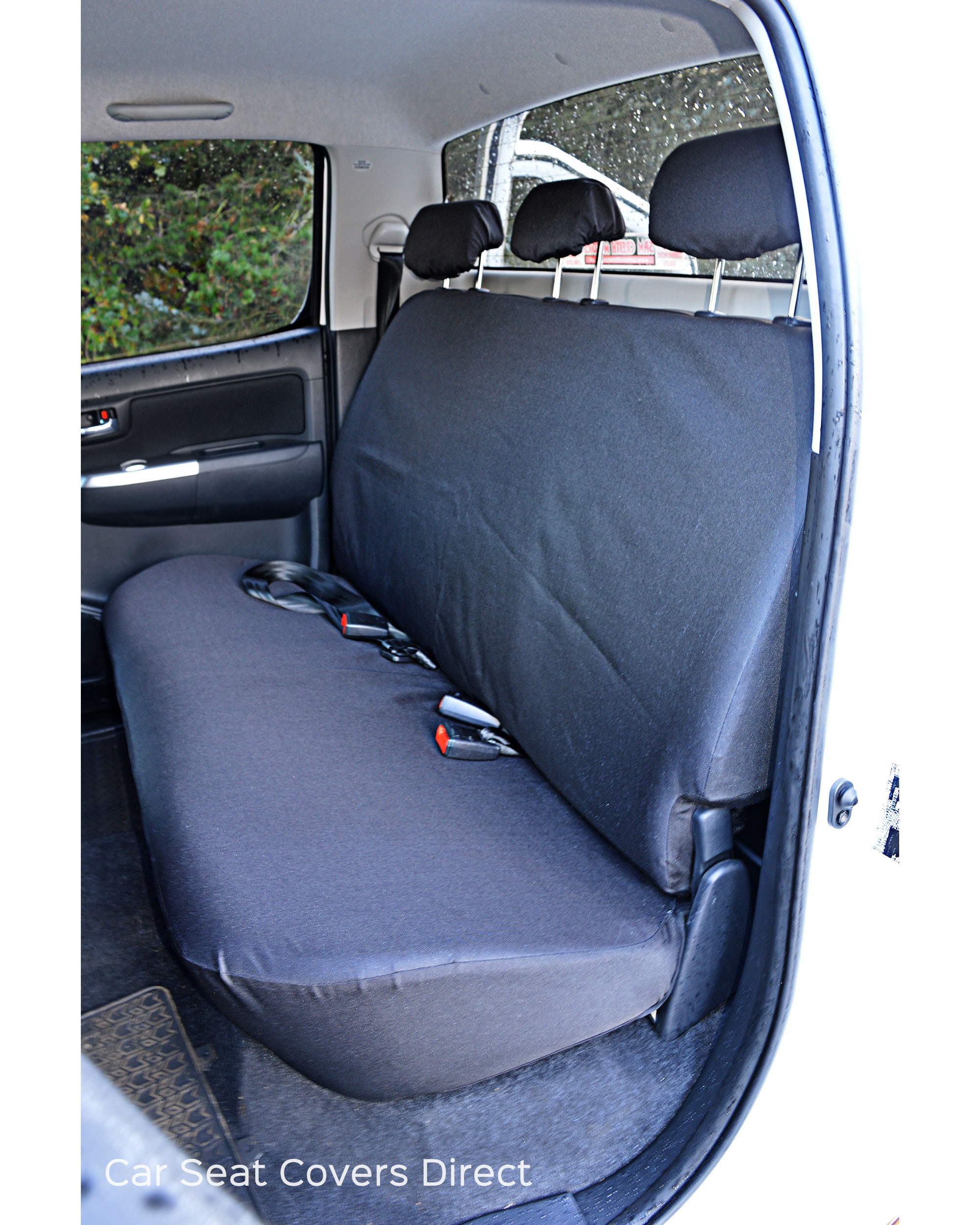 Heavy Truck Seat Covers : Heavy duty seat cover velcromag
