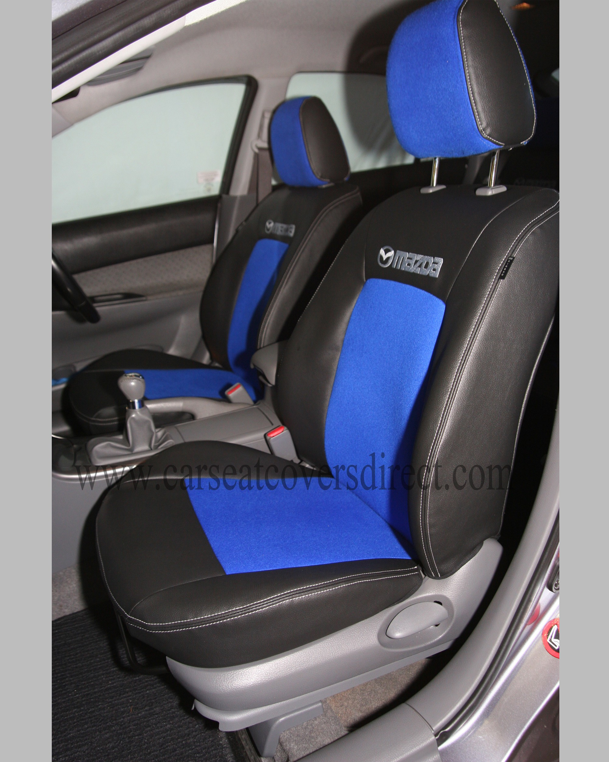 Lovely MAZDA 6 1ST GEN Seat Covers