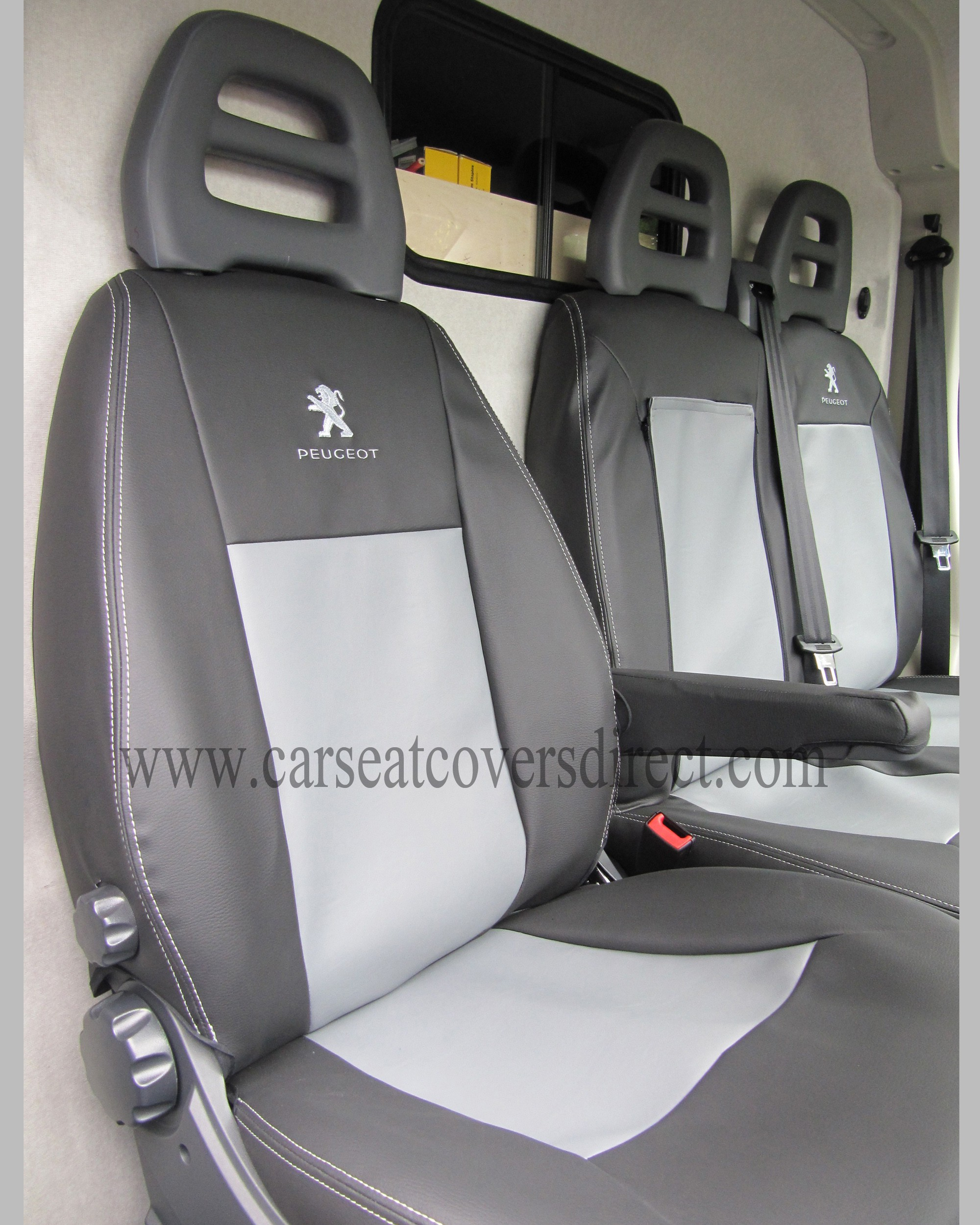 PEUGEOT BOXER Seat Covers