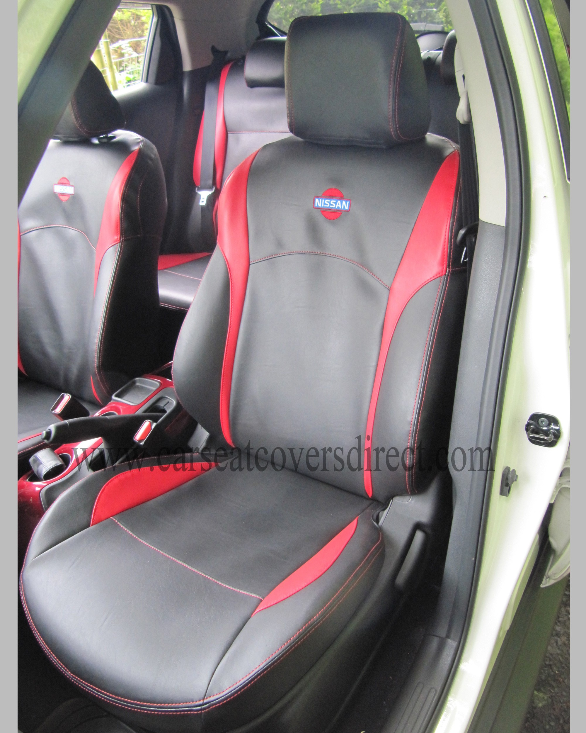 nissan juke black seat covers car seat covers direct tailored to your choice. Black Bedroom Furniture Sets. Home Design Ideas