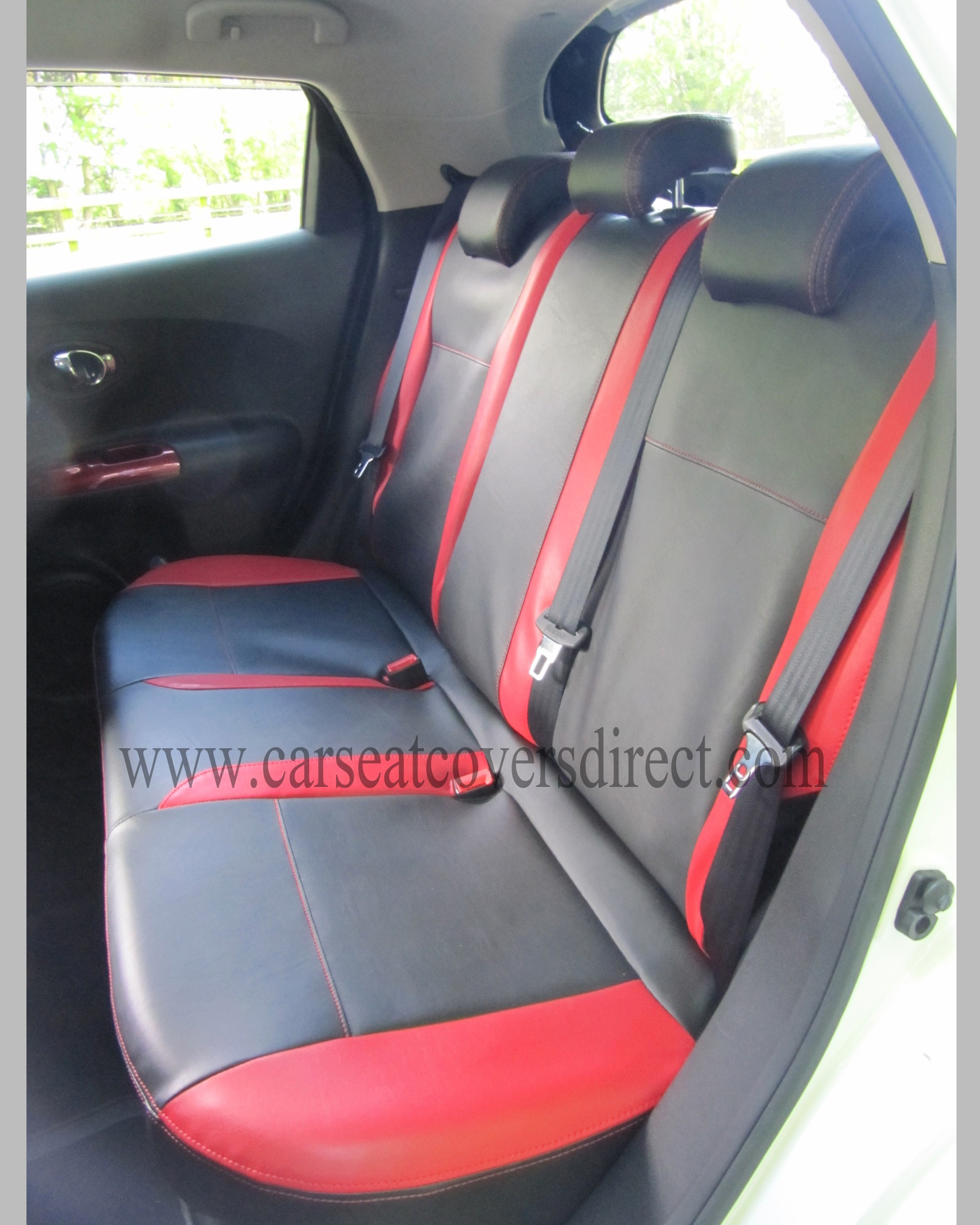 NISSAN JUKE Black Seat Covers Car Seat Covers Direct