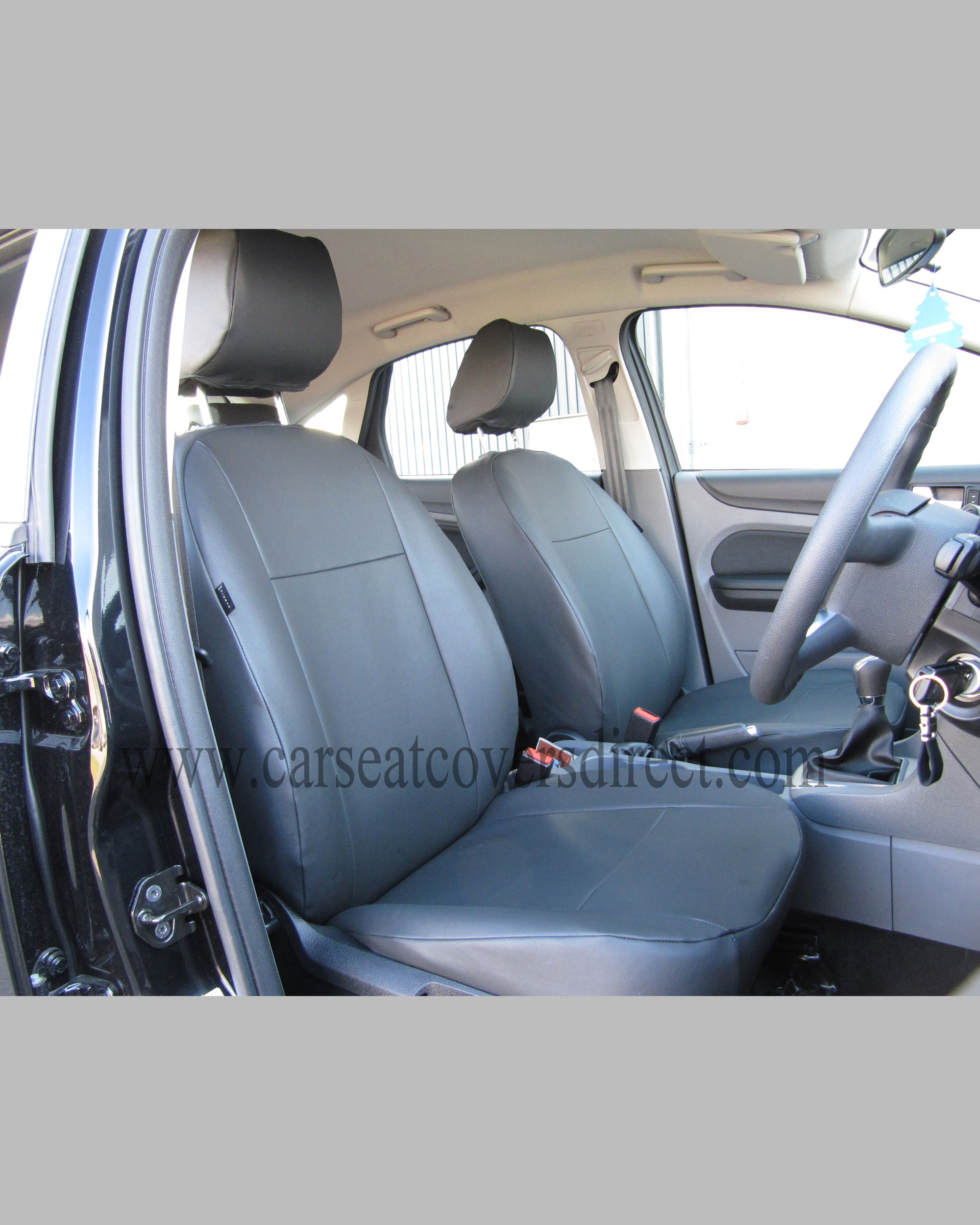 Ford Focus Front Seats With Seat Cover