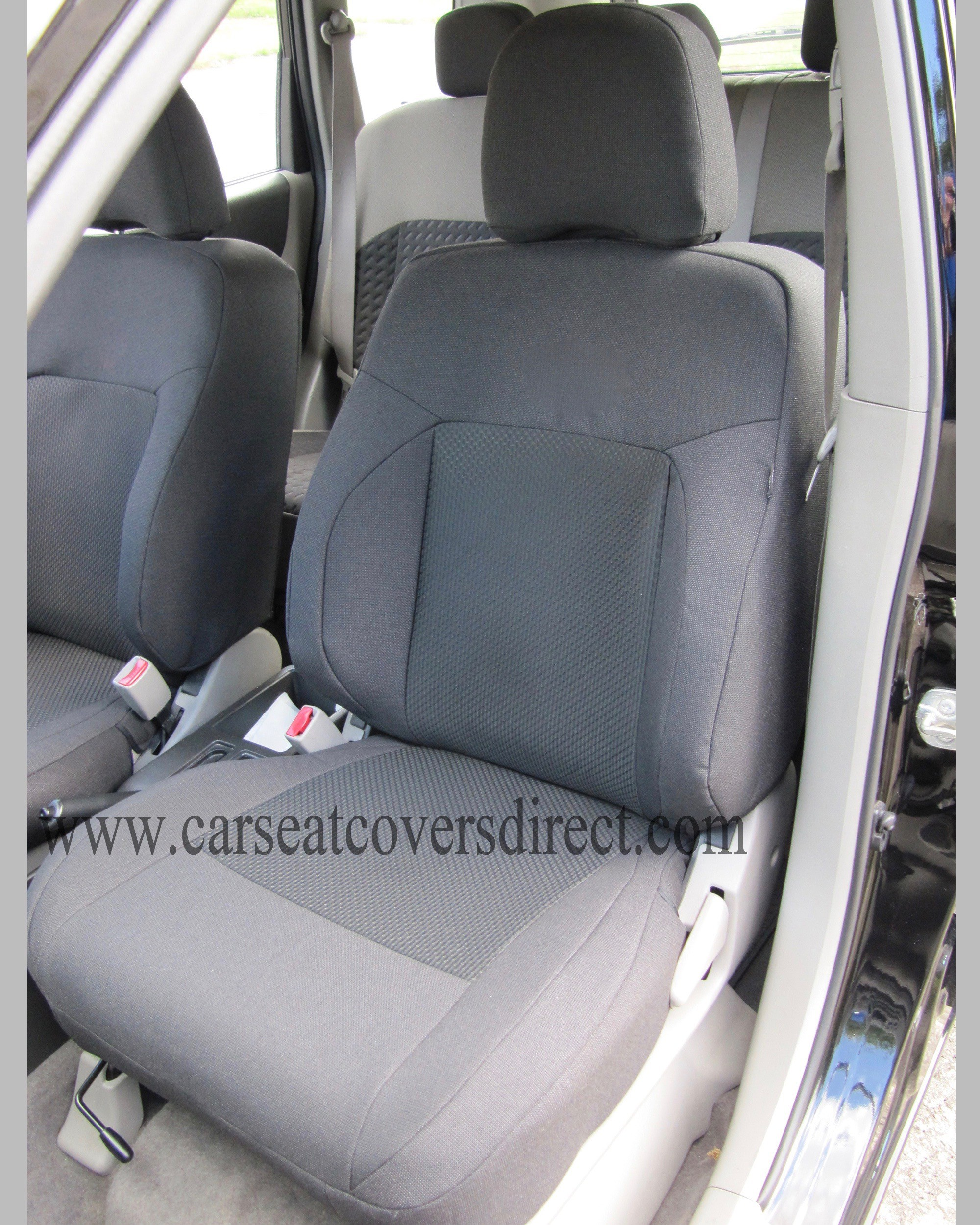 NISSAN X TRAIL Cloth Seat Covers